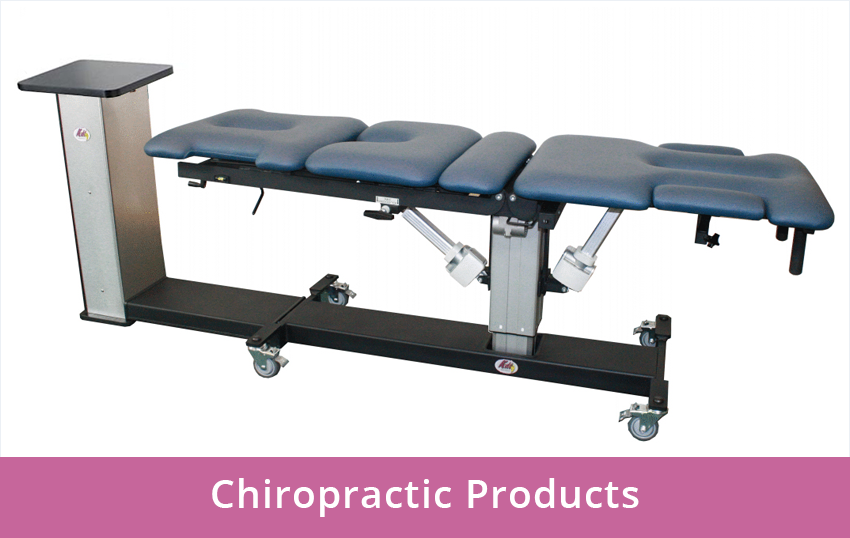 Chiropractic Products