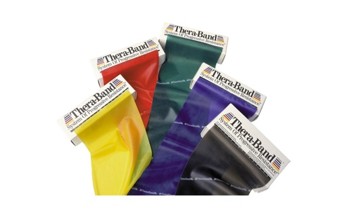 Thera-Band Exercise Bands