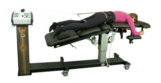 KDT 650 Kennedy Table Prone Treatment