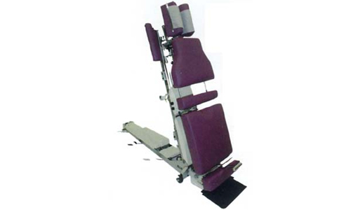 Galaxy McManis Hylo Chiropractic Table