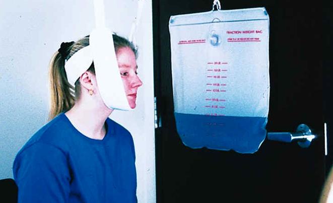 Overdoor Cervical Traction Kit