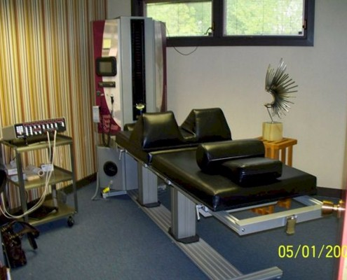 Used ABS Decompression System