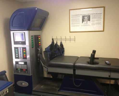 Used DRX-900 Decompression System