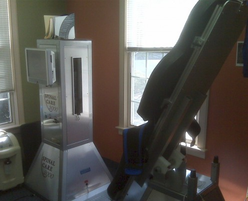 Used Spinal Care 2000 Decompression Systems