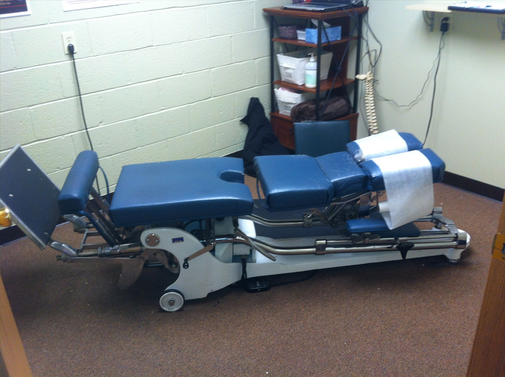 Surprising Used Chiropractic Tables Bryanne Enterprises Interior Design Ideas Jittwwsoteloinfo
