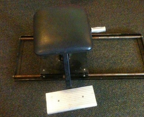 Used American X-Ray Co Chair