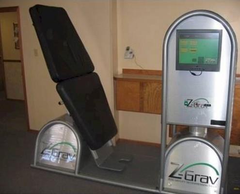 Used Z-Grav Decompression System