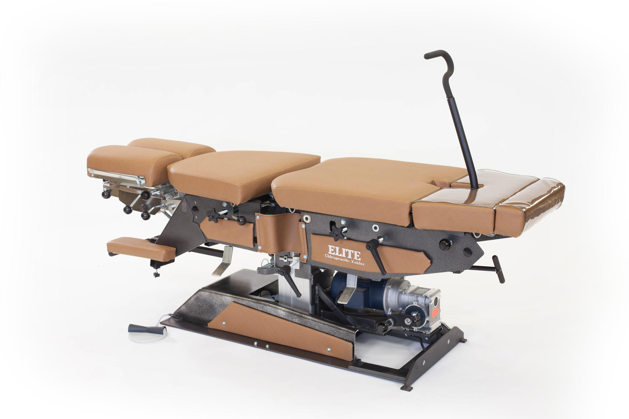 Elite Chiropractic Automatic and Manual Flexion